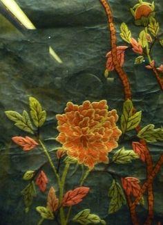 아름다운 궁중자수ㅡ국립고궁박물관 경복궁 안에 같이 있습니다 국립고궁박물관은... 아...
