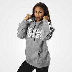 Gorilla Wear Classic zipped hoodie FITNESS abbigliamento sportswear sale