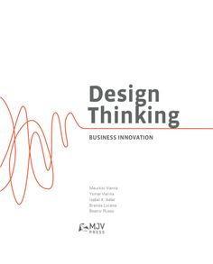 Design thinking the book