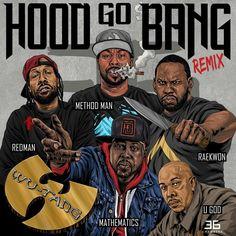 Wu-tang clan Hood go band remix cover