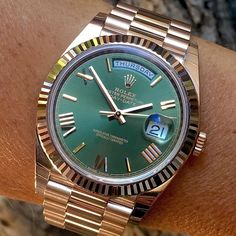 DAY DATE 40Ref 228235 is dedicated to @ptk_phlpp congrats for reaching 11...   http://ift.tt/2cBdL3X shares Rolex Watches collection #Get #men #rolex #watches #fashion
