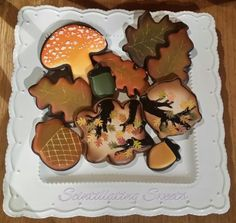 Celebrate Fall | Cookie Connection