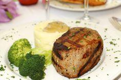 Black Angus certified filet mignon served with homemade mashed potatoes. Simpson Bay, Homemade Mashed Potatoes, St Martin, Restaurant Bar, Trip Advisor, Steak, Photos, Black, Food
