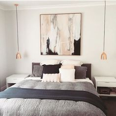 We love seeing how you style your Block Shop pieces - especially when they look as gorgeous as this! @karatreeby bought the framed artwork 'Fredrika' by Sarah Brooke from us and has styled it perfectly in her master bedroom. And if you show us your Block Shop pieces using the #blockshopper tag you can get a $50 voucher to use on your next purchase! #theblockshop #interiors #design #bedroom #wallart