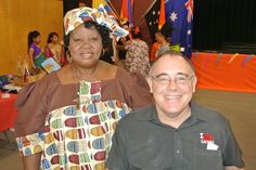 Harmony Day is an enjoyable opportunity to celebrate all the cultures that call Cairns home. Mixing with many friends, old and new, at Edge hill State School today made me realise just how much human capital we have invested in our city, in people's hopes, dreams, aspirations and energy.
