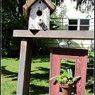 GARDEN JUNK: Jello Mold Container Garden Toadstools :: Hometalk