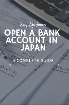 Here is everything you need to know on how to open a bank account in Japan! Open a bank account in Japan. Travel Abroad, Asia Travel, Work In Japan, Opening A Bank Account, The Sun Also Rises, Local Banks, Okinawa, Get One, Need To Know
