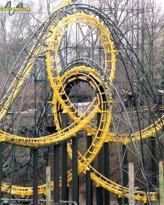 Loch Ness Monster - Busch Gardens, Williamsburg VA