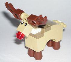 Image result for lego creator reindeer australia