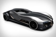 The Type 57 - and the Atlantic body style in particular - had a huge influence on automotive design. This Bugatti Type 57 T Concept from designer Arthur B. Nustas celebrates this history by updating it for the modern age....