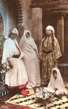 Juives marocaines