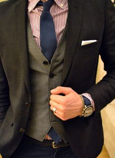 Love Guys dressed like this