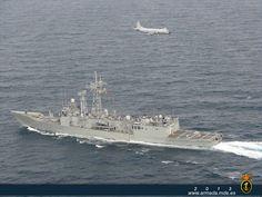Ampliar imagen: La Armada en operaciones y ejercicios