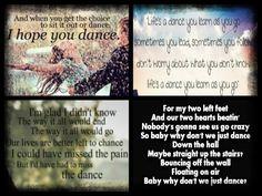 Country Music Lyrics