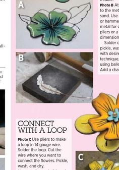 #ClippedOnIssuu from Lapidary journal jewelry artist april 2016
