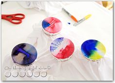 This is the coolest Tshirt craft ever! I have lots of ideas for other things now too!