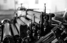 Heidelberg Windmill letterpress