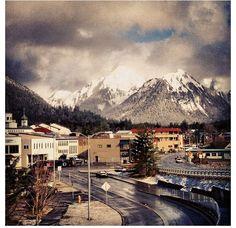 Sitka, Alaska  Trip planned for June 2013