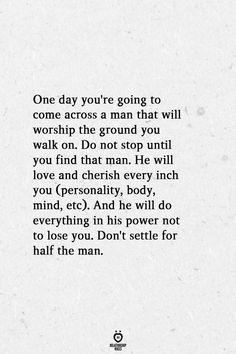 Cute Love Quotes, Love Quotes For Him Boyfriend, Live Quotes For Him, Finding Love Quotes, Romantic Love Quotes, One Day Quotes, Find A Man Quotes, Love Qoutes, That One Person Quotes