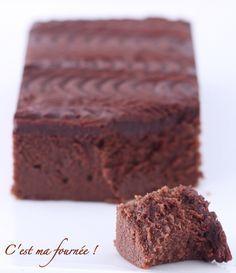 Le gâteau au chocolat de Cyril Lignac