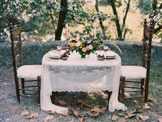 fall wedding reception ideas | erika delgado photography