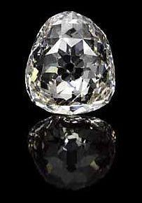 """Beau Sancy"" Diamond"