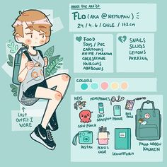 I made the #meettheartist thing