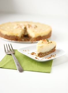 Coconut Lime Tart - Need to modify the crust to make it gluten free, preferably grain free
