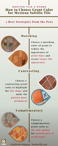 Handmade Mexican Saltillo Tile Flooring