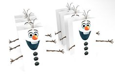 SALE 60% OFF Frozen's Olaf Party Favor Bags and by Partiez