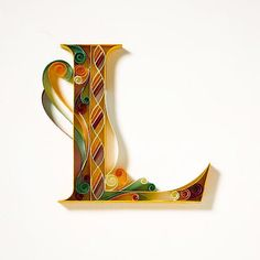 [•THE ART OF PAPER QUILLING•]