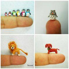 Minik Amigurumi Oyuncak Modelleri ,  #amigurumimodelleri #amigurumiyapımı #örgüamigurumimodelleri , Çok minikler. Yapanların ellerine sağlık. Normal boyutlardaki amigurumilerden daha zor olmalı örmesi. 110 tane mini minicik gurumiler. Amigurumi...