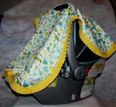 A personal favorite from my Etsy shop https://www.etsy.com/listing/215472015/waterproof-patent-pending-baby-car-seat