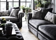 Relax, rewind and retreat with Alexander & James. The Retreat collection encompasses elegance, style and most importantly comfort to provide you with everything you need from a sofa