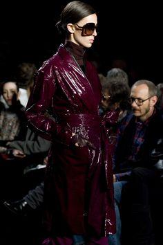 DIANE VON FURSTENBERG.  F/W 2012.  Mercedes-Benz Fashion Week New York.  Photo by Fashiontographer's Walter Grio.
