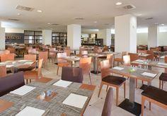 Saborea las buenas comidas en un espacio amplio y pensado en tus merecidas vacaciones en Fuengirola. www.ilunionfuengirola.com