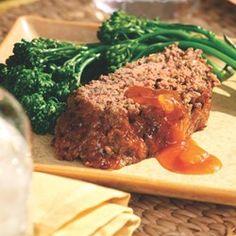 Blue Ribbon Meatloaf Recipe - EatingWell.com