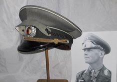 Helmets For Sale, Peaked Cap, Visor Cap, Ww2, Captain Hat, Deserts, German, The Originals, Ebay