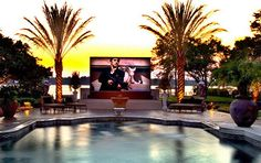 Scarface Home Theater