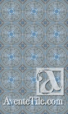 Cuban Heritage Design 140 is a flexible pattern for walls and floors. All Cuban tiles are based on historical patterns from Cuba. Cuban Tile, Picture Design, Outdoor Walls, Diy Molding, Cement Tile, Heat Installation, Tile Patterns, Mold In Bathroom, Commercial Bathroom Designs