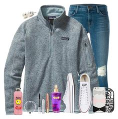 ~after all this time, i still love you~ by theblonde07 on Polyvore featuring polyvore, fashion, style, Patagonia, J Brand, Converse, Vera Bradley, Bounkit, Kate Spade, Neutrogena, Victoria's Secret, Too Faced Cosmetics and clothing