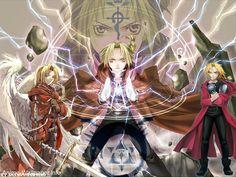 Anime Wallpapers | full metal alchemist, anime, full metal alchemist