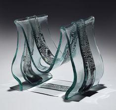 Glass Sculpture Daniela Forti