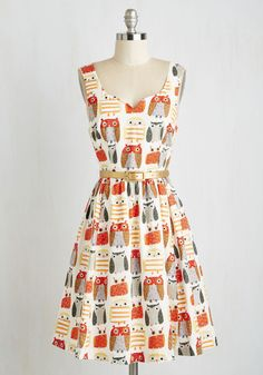 OH DEAR LORD!!!! I have the perfect boots and cardigan to go with this dress. Someone please get me this! Size large! RLP ;D