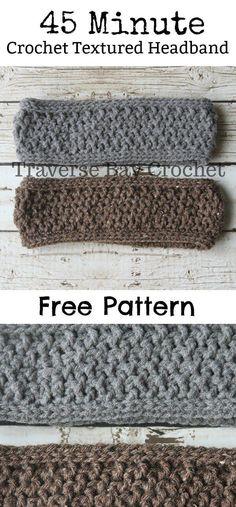 Crochet UpNorth Headband Cluster Stripes Baby Blanket By Breann - Free Crochet Pattern - (hookedonhomemadehappiness) Crochet Simple, Crochet Diy, Easy Crochet Projects, Tunisian Crochet, Crochet Gifts, Crochet Ideas, Fast Crochet, Dishcloth Crochet, Crochet Fall