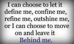 My choice...