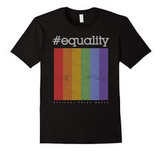 National Pride March LGBT Shirt Equality We Persisted