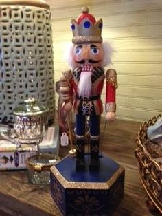 Christmas Nutcracker figurine