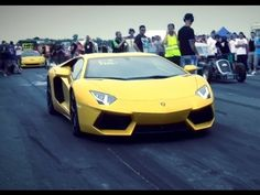 Mega Drag race with Lamborghini Aventador vs Chevy Coupe Hot Rod 1932..!! - Vine Hour - Let`s vine!