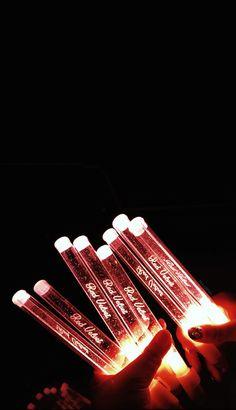 red velvet lightstick